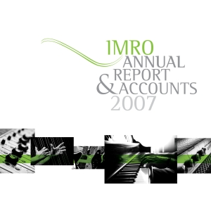 IMRO Annual Report 2007