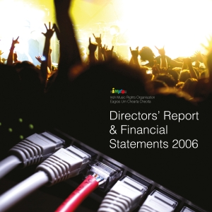 IMRO Annual Report 2006