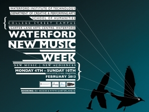 Waterford New Music Week 2013
