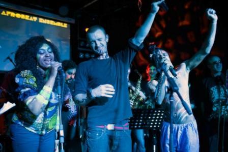 Dublin Afrobeat Ensemble
