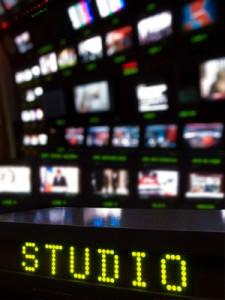 in studio image
