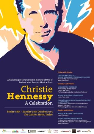 Christie Hennessy Poster 2013_1