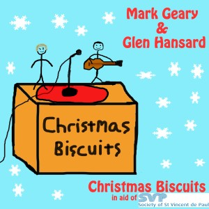 Christmas Biscuits Cover Art SVP Logo