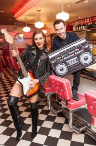 "Roz Purcell and Paddy McKenna bring music to the workplace, IMRO launches the ""Tune-Up Your Business Award"""