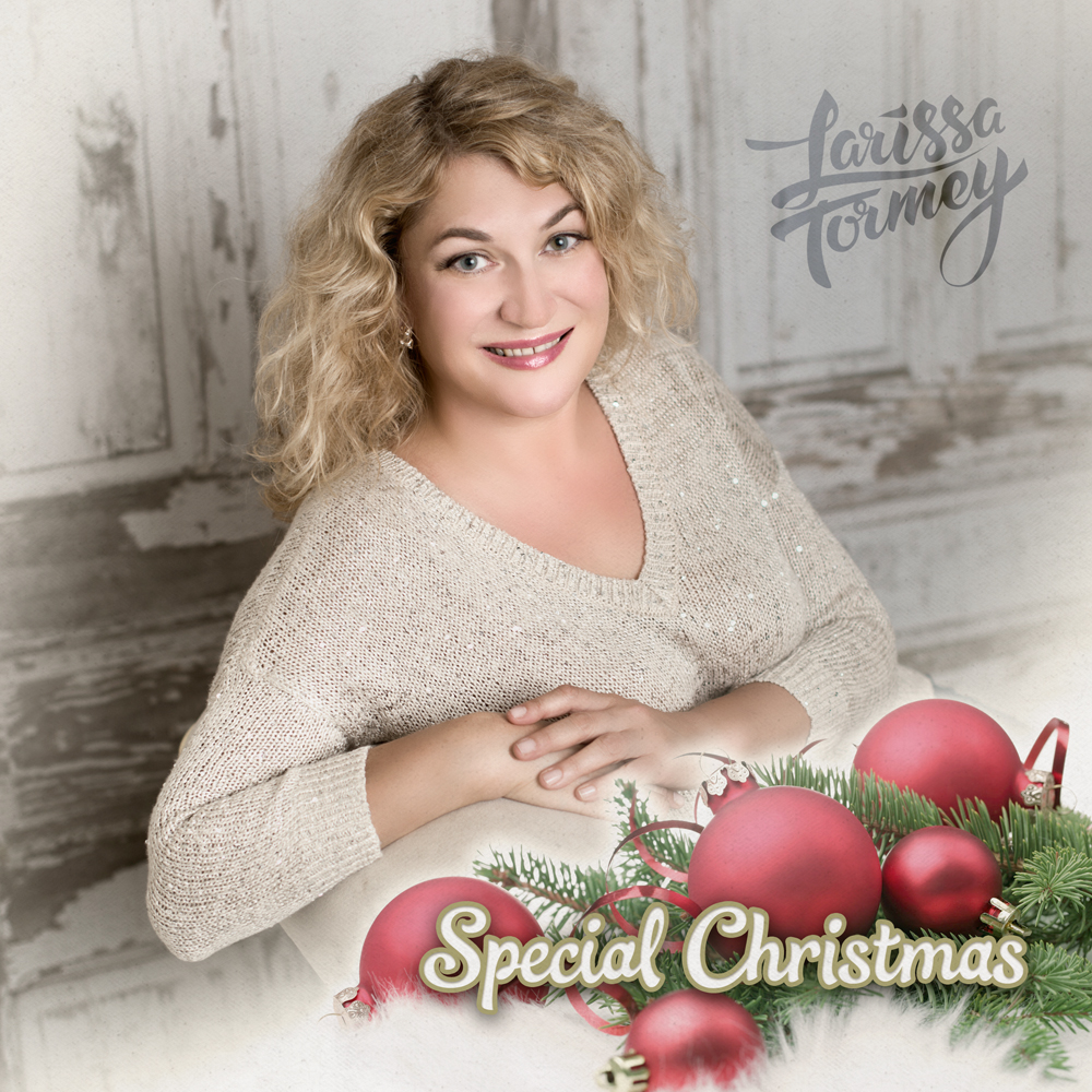 Larissa Tormey releases charity \'Special Christmas\' single