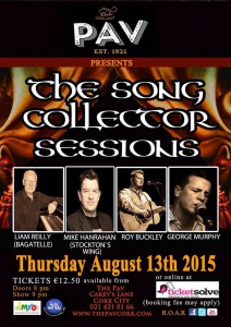 The Song Collector Sessions | Cork @ The Pav