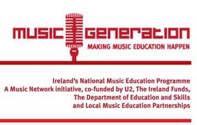 Music Generation New Logo