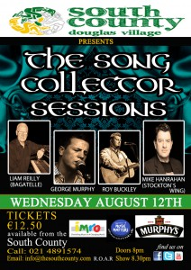 The Song Collector Sessions | Cork @ The South County