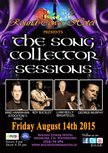 The Song Collector Sessions | Waterford @ Round Tower Hotel