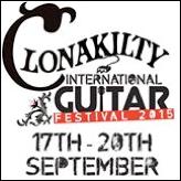 Clonakilty International Guitar Festival Launches 2015 lineup