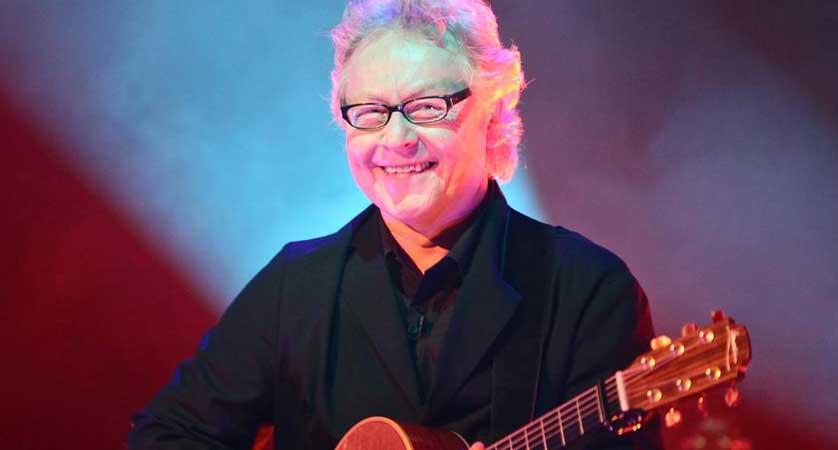 Paul Brady to be awarded National Concert Hall Lifetime Achievement Award 2015