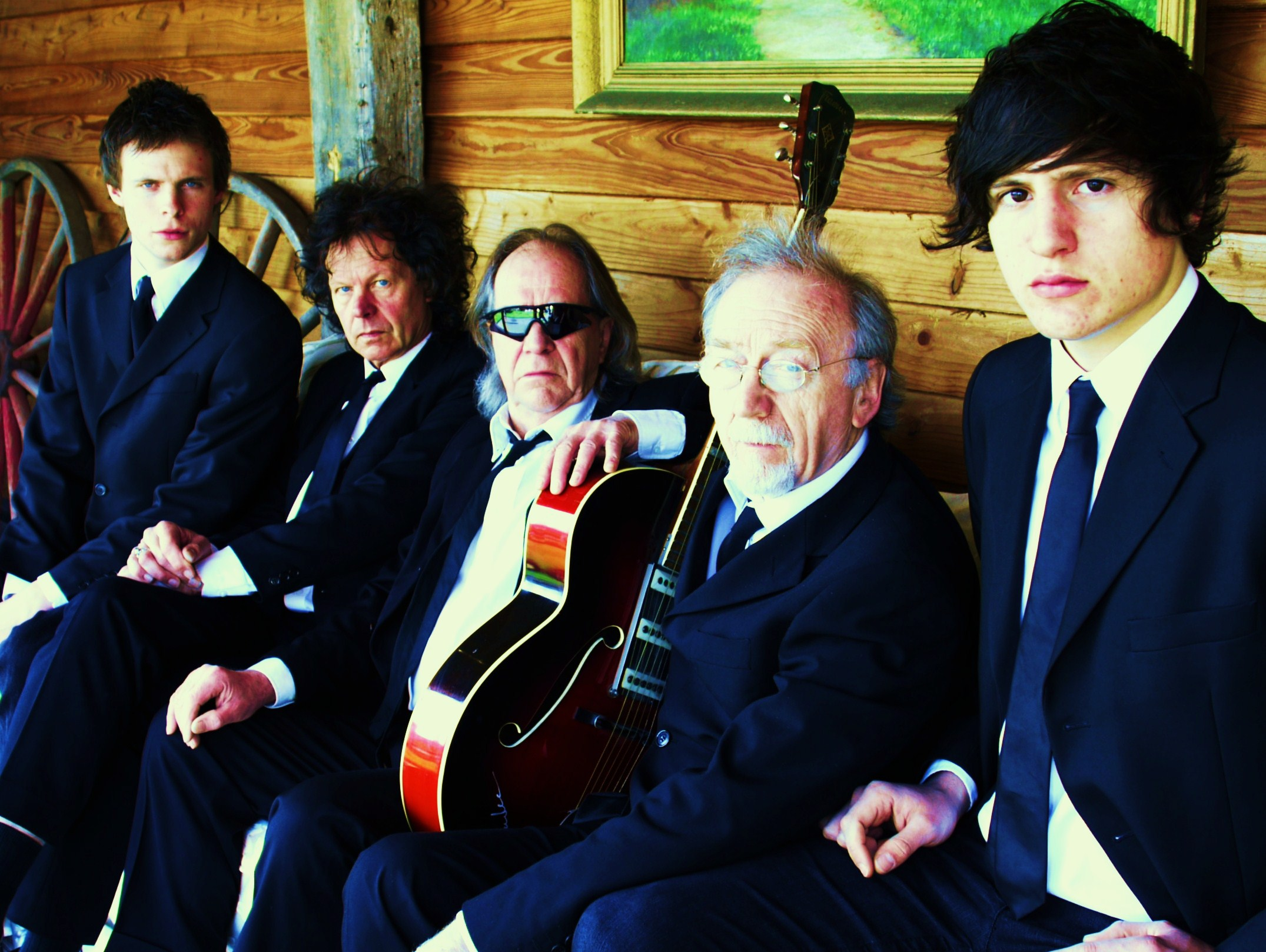 The Pretty Things Return With New Album & First Irish Date in 30 Years
