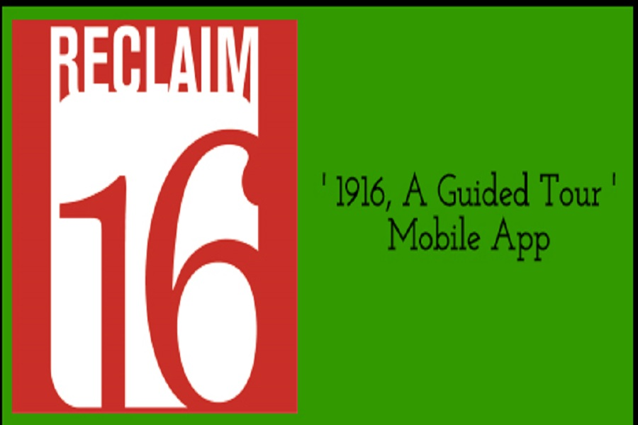 '1916, A Guided Tour' App Launched featuring Irish history & music