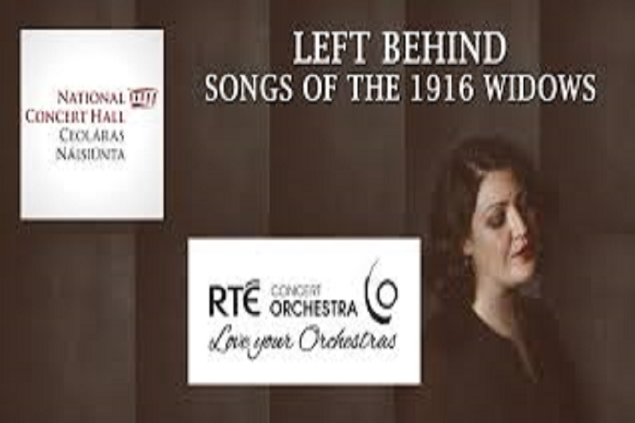 Left Behind: Songs Of The 1916 Widows