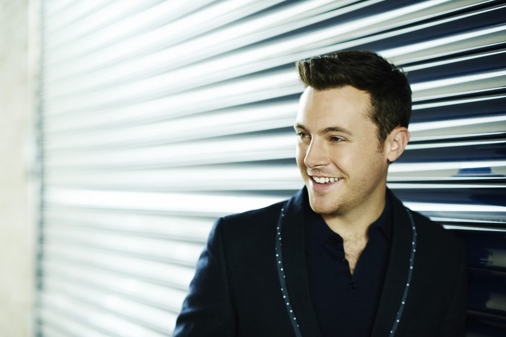 Nathan Carter 'Staying Up All Night' Debuts At #1 In The Irish Album Charts