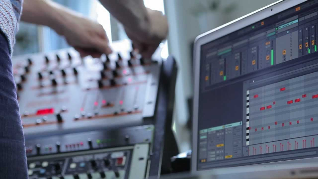 IMRO Music Technology Workshop  (Ableton Live)  | Cork