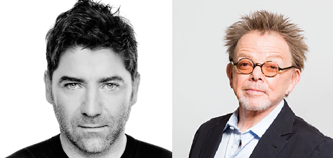 A Conversation on the Craft of Songwriting with  Paul Williams  &  Brian Kennedy
