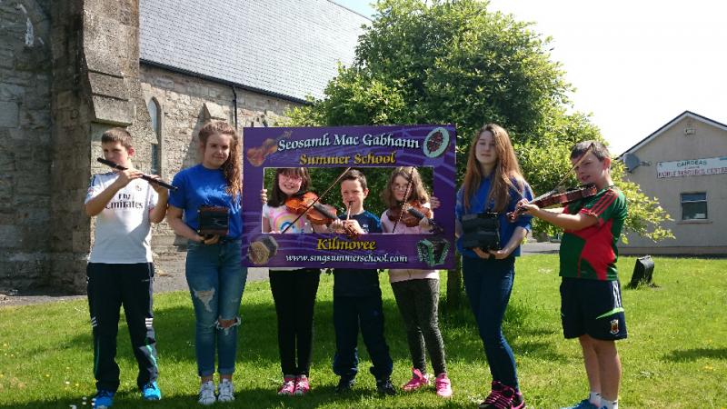 Seosamh Mac Gabhann Summer School – July 3rd to July 8th, Kilmovee
