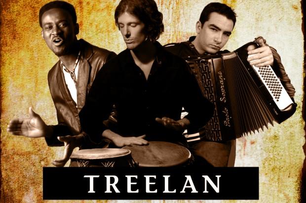 Treelan On Tour Featuring Éamonn Cagney, Niwel Tsumbu & Martin