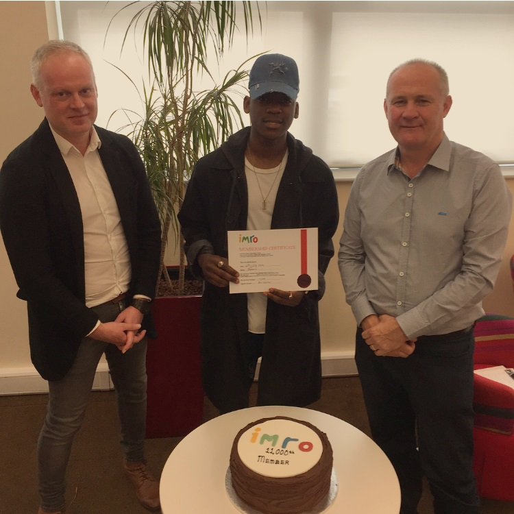 IMRO Welcomes Its 11,000th Member