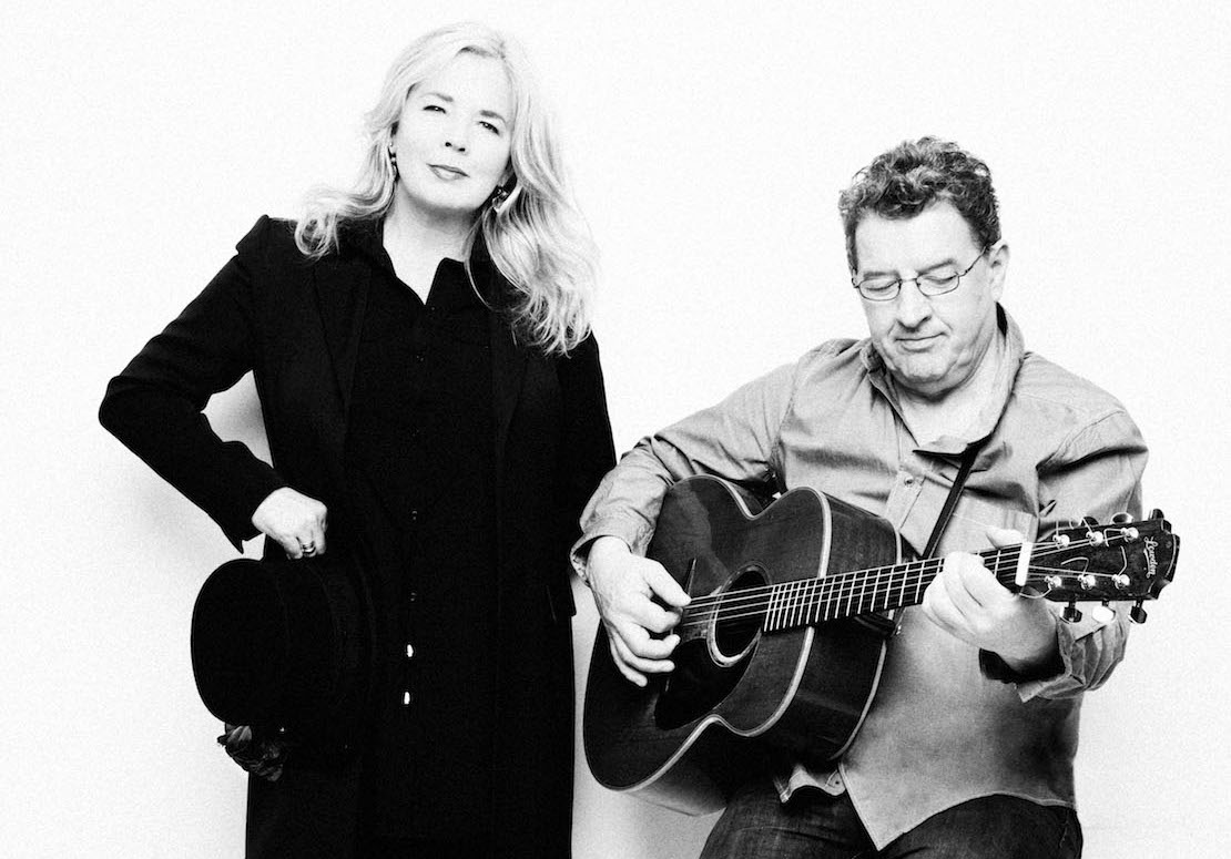 Leslie Dowdall & Mike Hanrahan release their version of Antony and The Johnsons 'You Are My Sister'