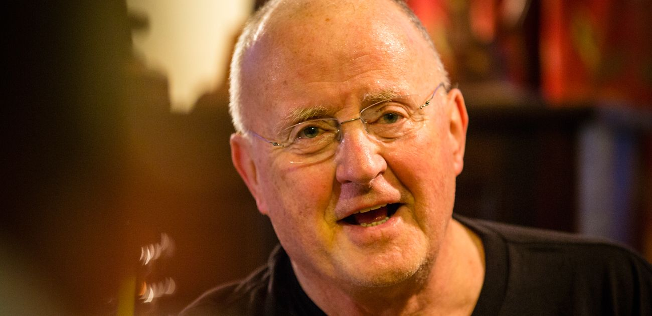 Christy Moore's New Album 'Lily'  – Released worldwide on 20 May 2016