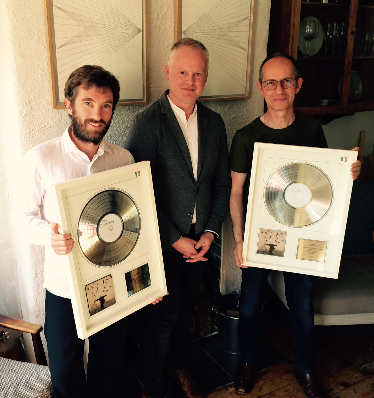 The Gloaming Awarded For Their Second Album '2'