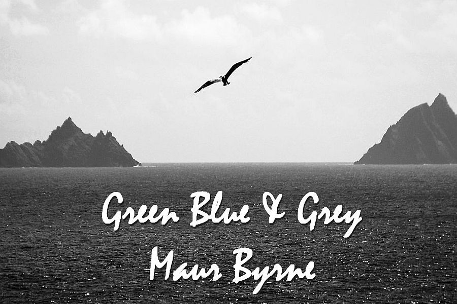 Maur Byrne Releases His New Single 'Green Blue And Grey'