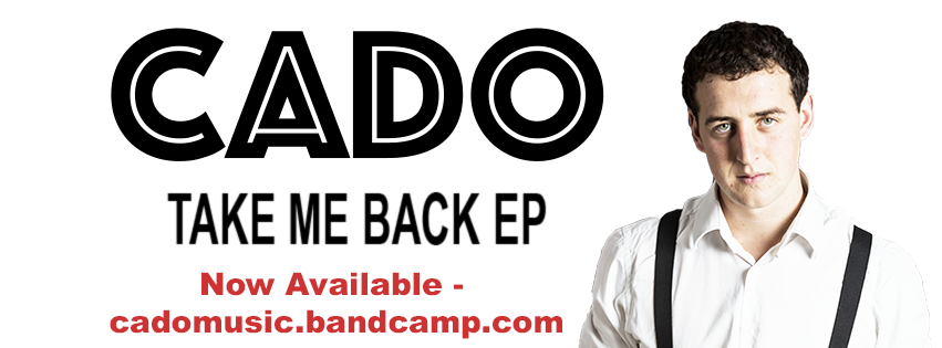 Cado To Release His New EP 'Take Me Back' on August 12th
