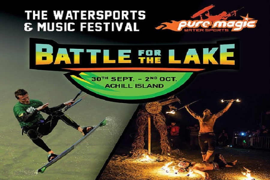 Pure Magic Battle For the Lake Festival, Achill Island, Co. Mayo 30th Sept – 2nd Oct