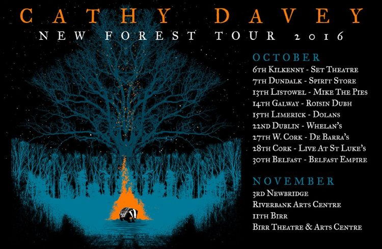 cathy davey tour