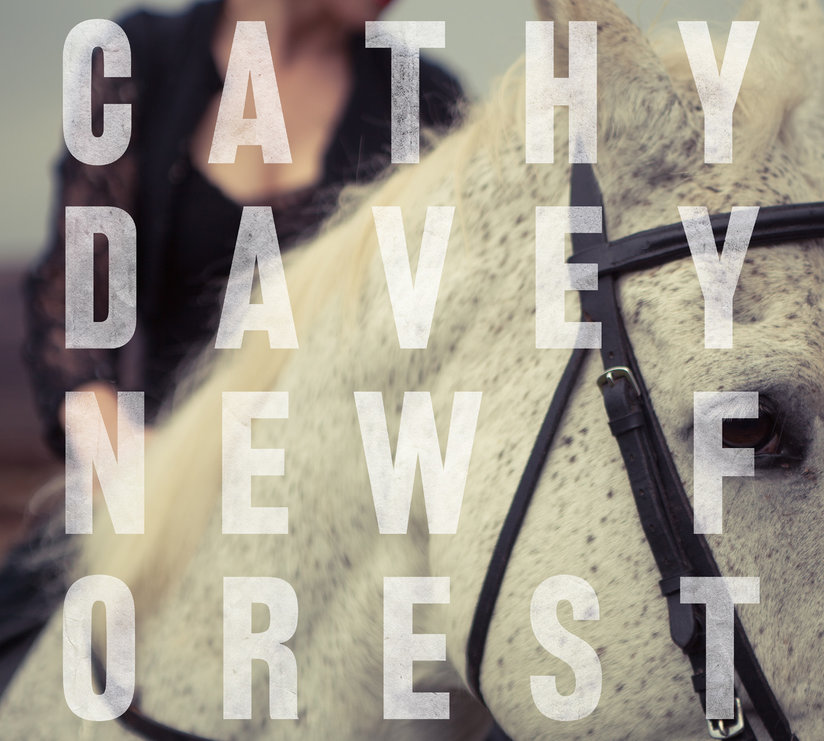 Cathy Davey Releases Her New Album 'New Forest' on September 9th