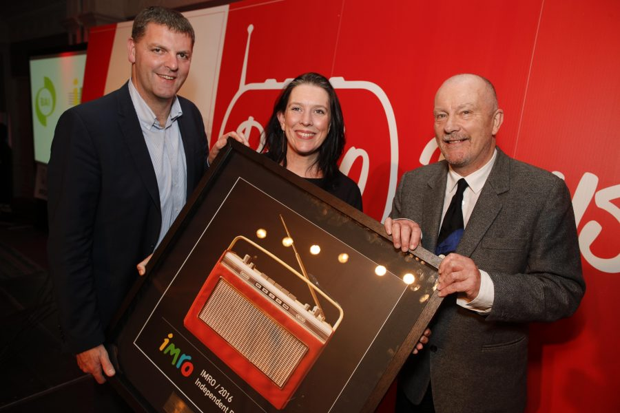 Spin SouthWest Receives IMRO Radio Award In Recognition of their Ongoing Support for Music Creators
