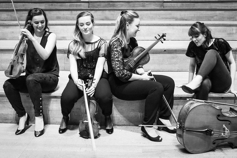 West Cork Chamber Music Festival 2017 Composition Competition for Young Irish Composers Call for Scores