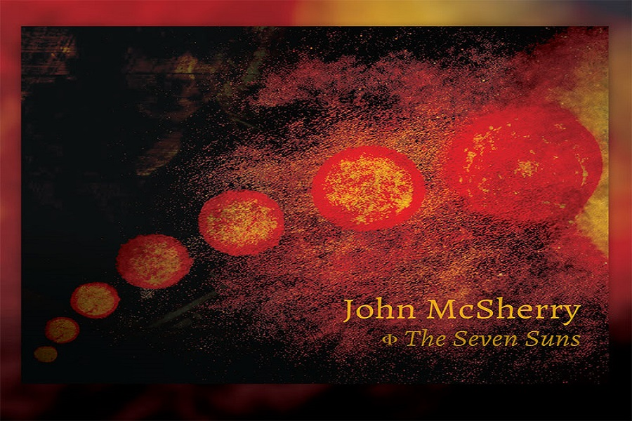 John McSherry To Release New Solo Album 'The Seven Suns'
