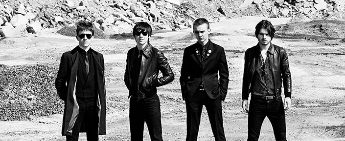 The Strypes Announce Limited Edition 7""