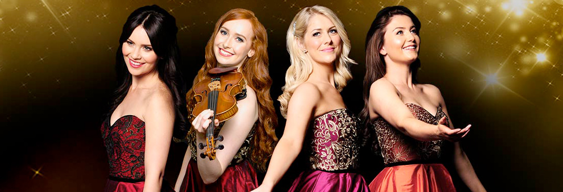 Celtic Woman, return with a spectacular new studio album