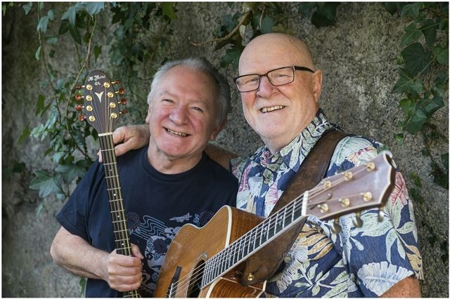 Mick Hanly & Donal Lunny Take to the Road