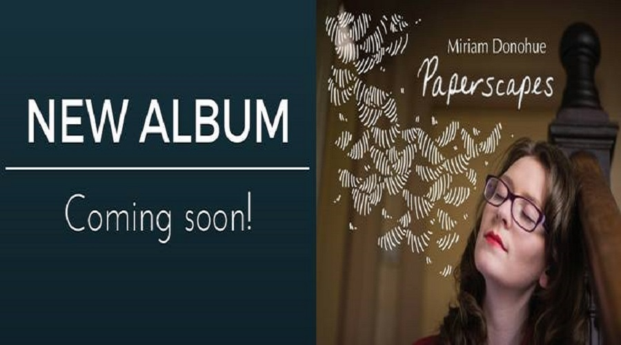 Miriam Donohue Announces Launch Gig For Her Highly Anticipated Debut Album 'Paperscapes'