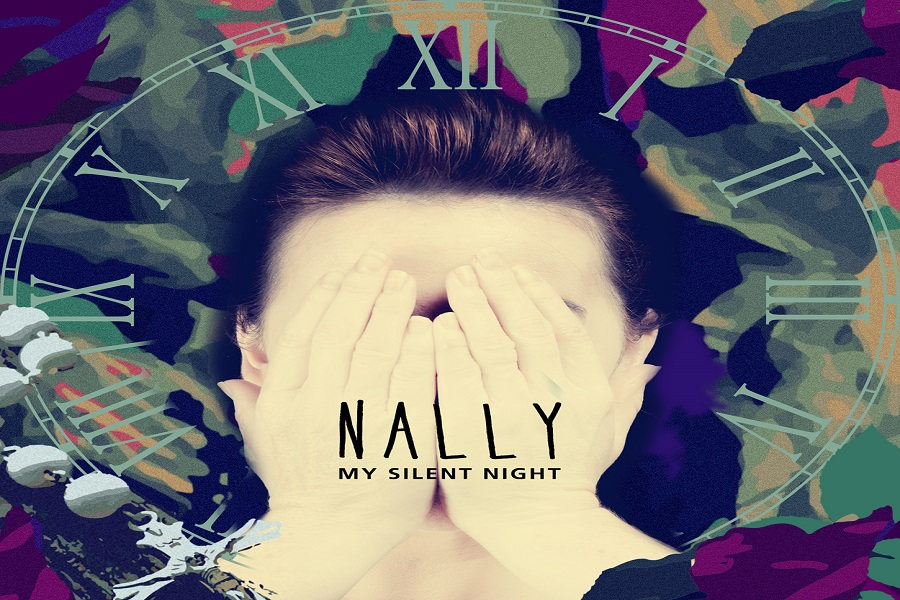 "Nally Releases Her New Single ""My Silent Night"""