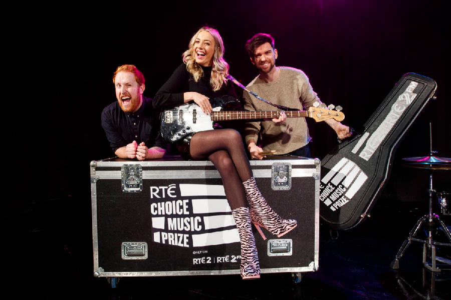 RTÉ Announces New Partnership with Choice Music Prize