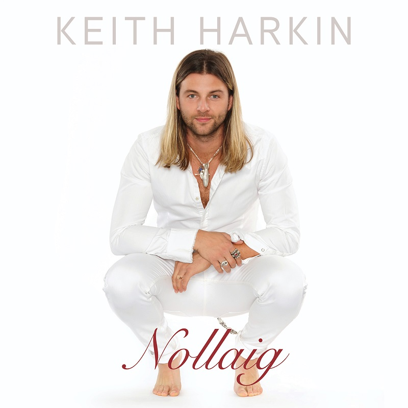 Keith Harkin hits #1 on the Billboard World Music Chart with new Christmas Album 'Nollaig'