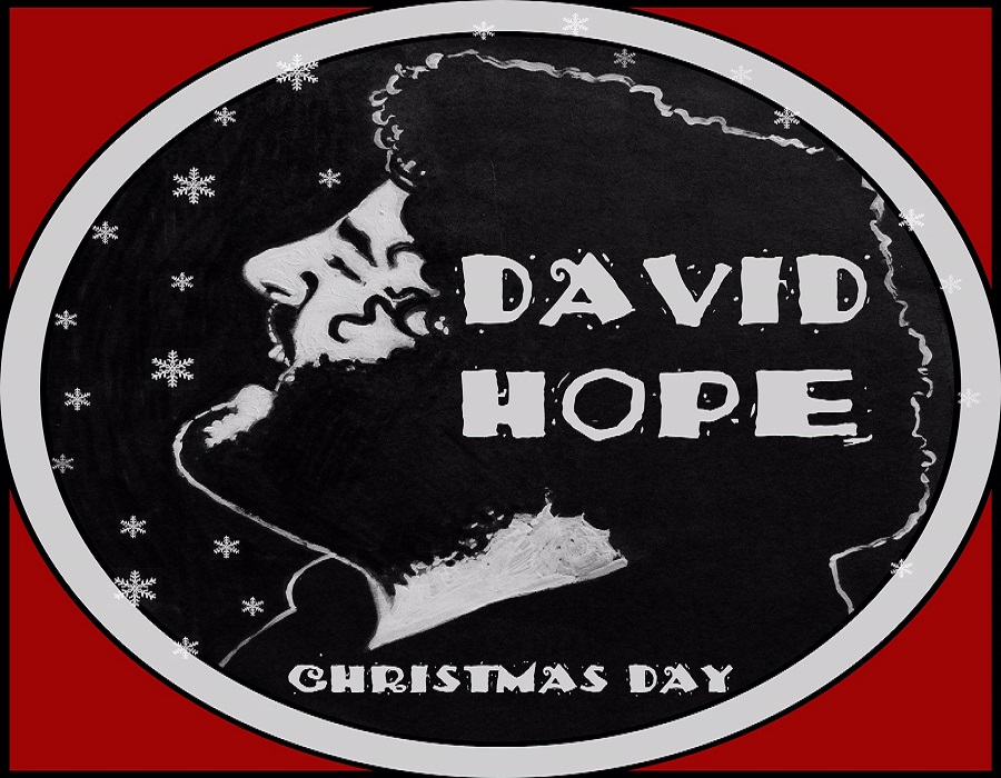 "David Hope Announces His New Single ""Christmas Day"""