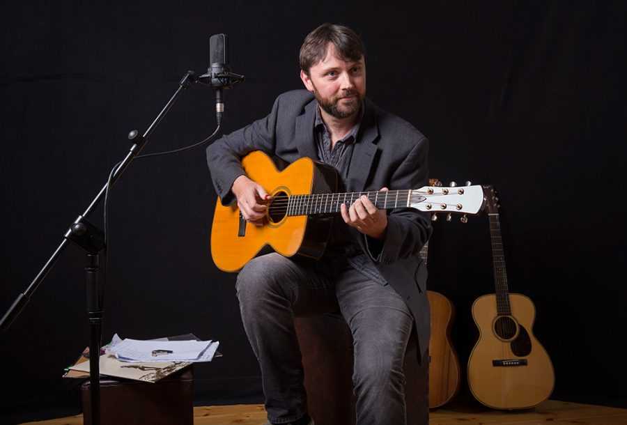 """Dónal Clancy Launch's New Album """"On The Lonesome Plain"""""""