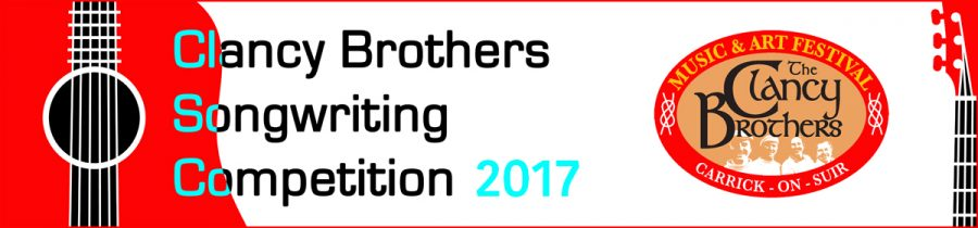 Clancy Brothers Songwriting Competition 2017