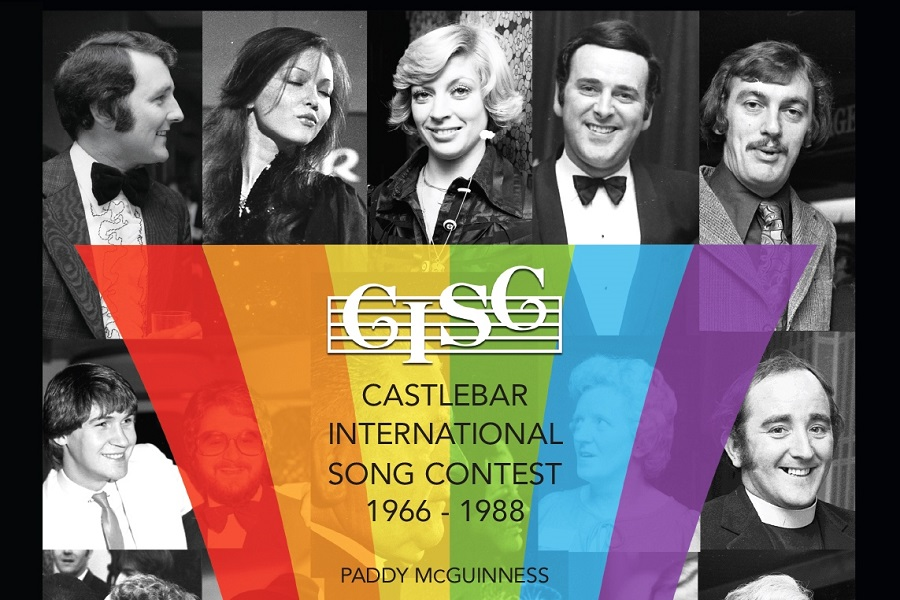 New Book Details History of the Castlebar International Song Contest