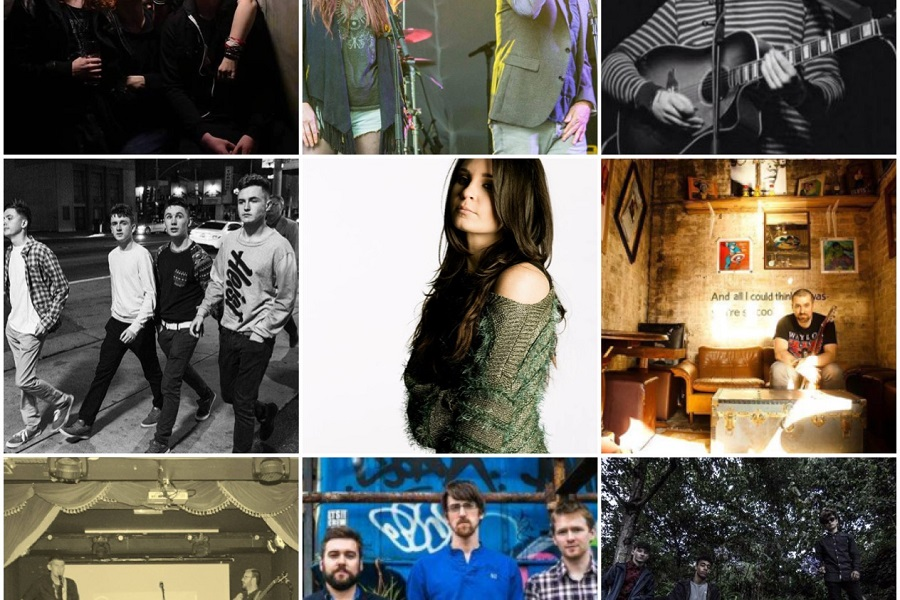 Garageland Launch Compilation Album with Gig