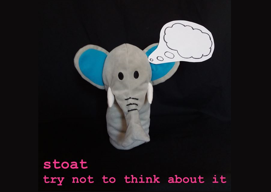 "Stoat Announce New Single ""Try Not To Think About It"""