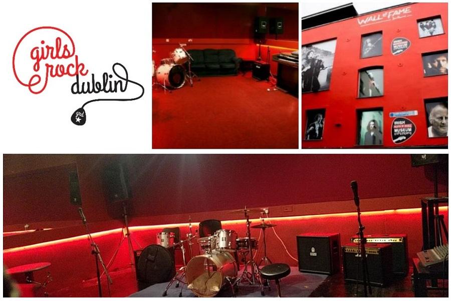 Applications Now Open for First Girls Rock Dublin
