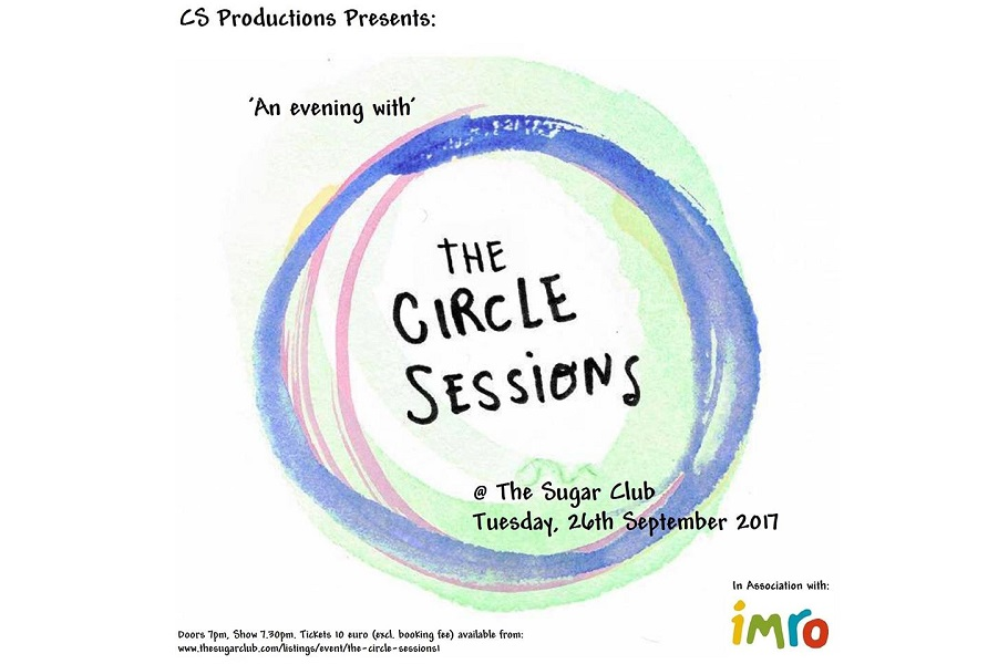 The Circle Sessions takes to the Sugar Club